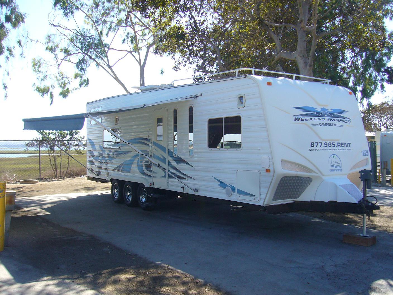 Campnstyle - Trailer Rentals - San Diego - Glamis -